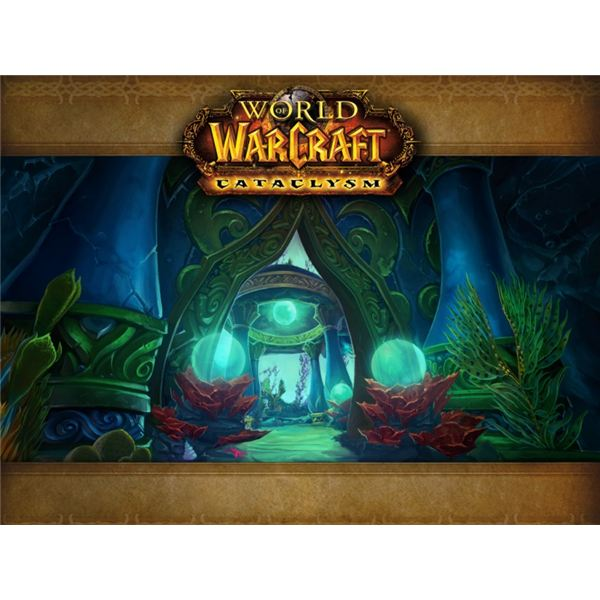 Throne of the Tides Loading Screen
