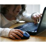 A child browsing the internet on a parent's corporate laptop is one example of an unintentional threat to corporate security.