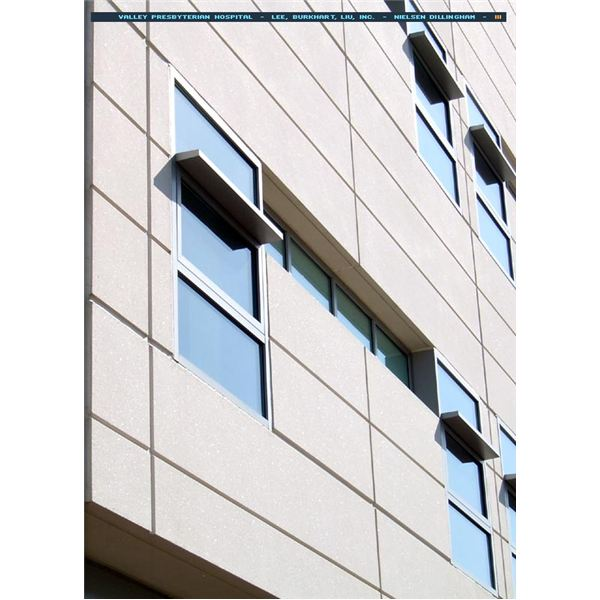 Characteristics of Glass Fiber Reinforced Concrete (GFRC) for Consumers