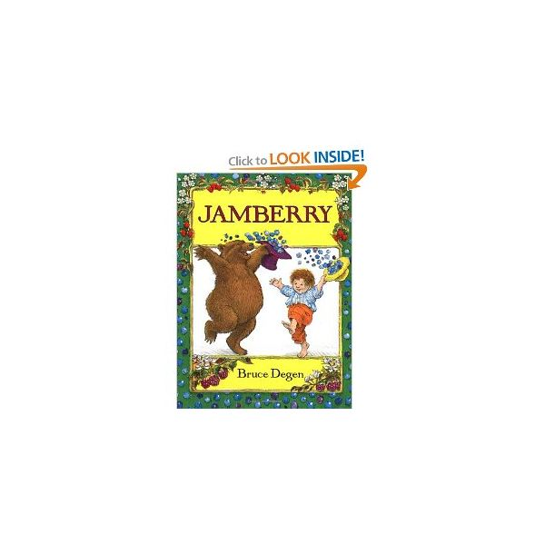 Preschool Jamberry Lesson Plan for the Classroom