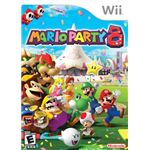 Mario Party 8 Wii cover