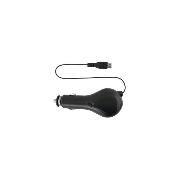 Retractable Car Charger LG Accolade Accessory