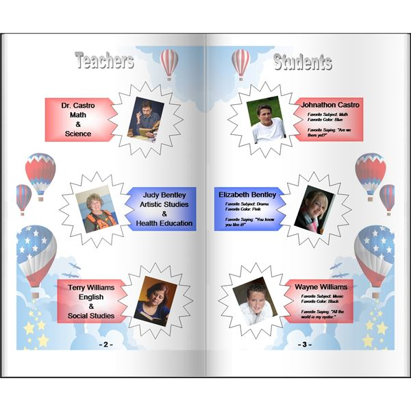 Make your own homeschool yearbook ideas for planning for Yearbook powerpoint template