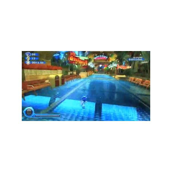 Sonic Colors Preview - Wii and DS