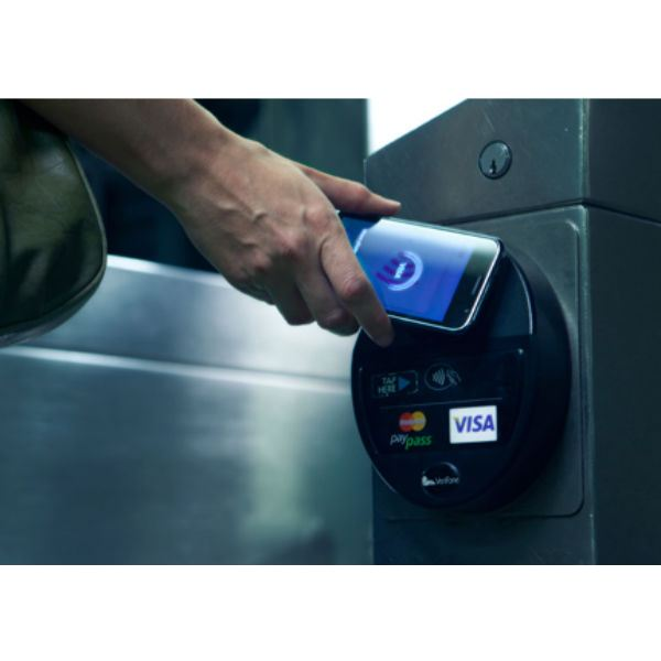 A built in payment and micro-transaction opportunity for the iPhone 5?