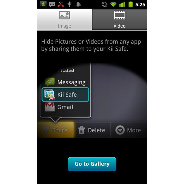 Is There an Android App That Hides Videos and Images from Gallery?