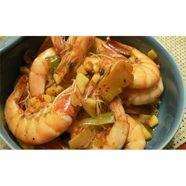 Health Benefits of Shrimp and Nutrition Facts