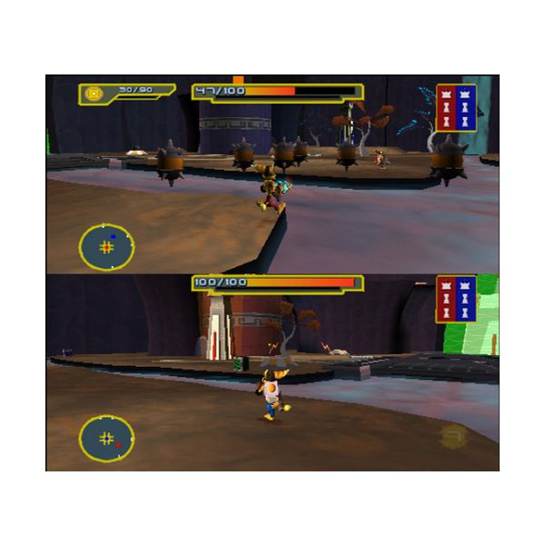 ratchet and clank size matters screenshot