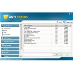 Privacy cleaning function of Anti track 7.0
