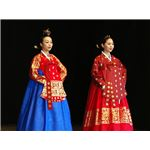 Korean costume-Hanbok