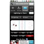 Top 10 Android Sports Apps - NHL GameCenter