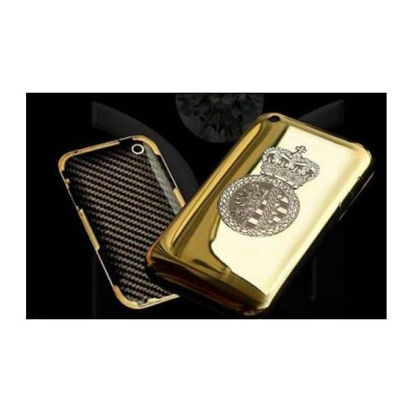 GnG Gold iPhone Case