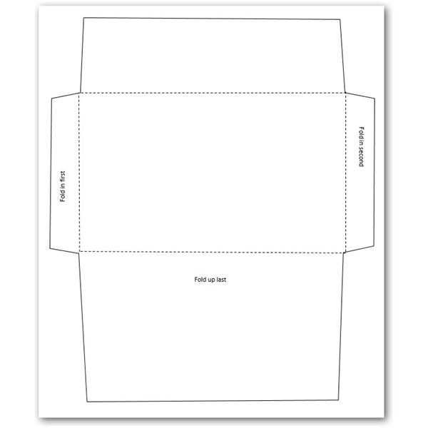 5 free envelope templates for microsoft word square envelope friedricerecipe Choice Image