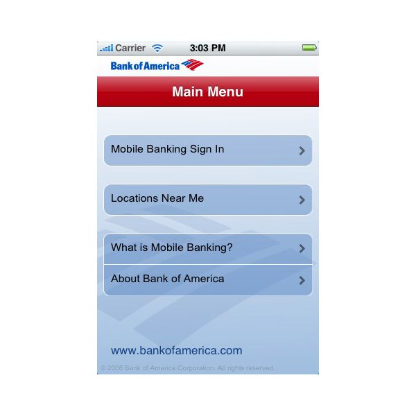 Top iPhone Banking Apps