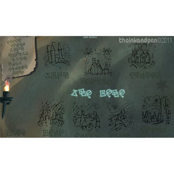 The Story in the Runes