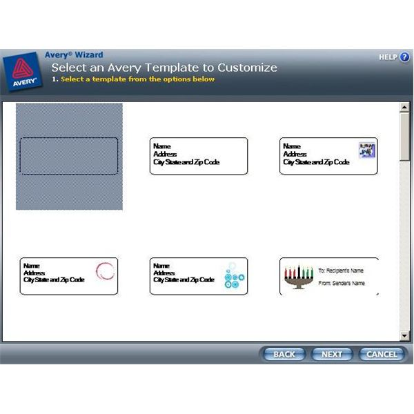 Discover The Avery Microsoft Word Template For Mailing Labels