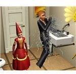 The Sims 3 prank sink