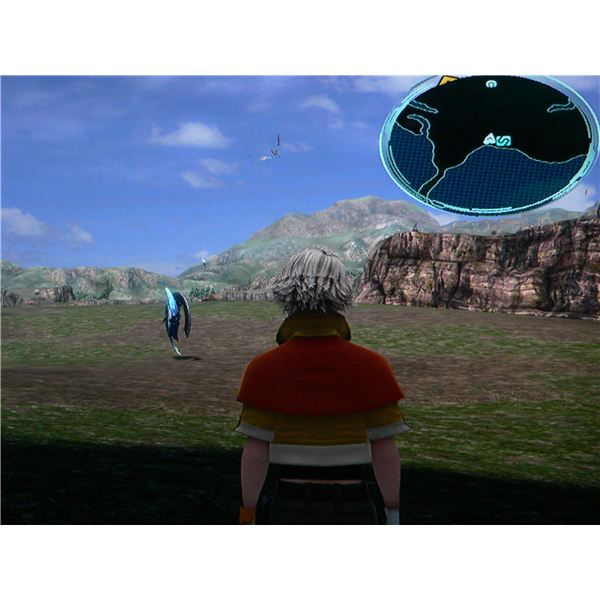 Final Fantasy XIII: The Archylte Steppe - Central Expanse.