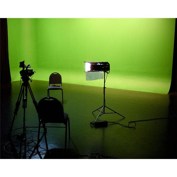 Green Screen Fabric Options for Video Recording