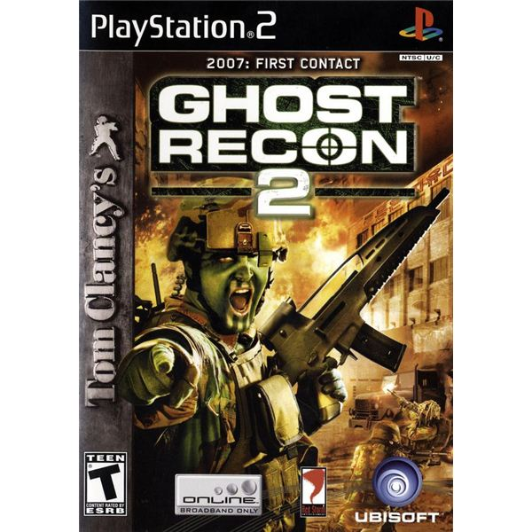 Ghost Recon 2 Cheats And Unlockables For Playstation 2 Platform Altered Gamer