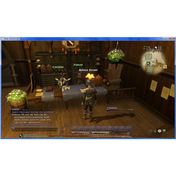 FFXIV Main Scenario Quest Walkthrough: Whispers in the Wood Quest
