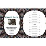 The Calico Cafe menu template is perfect for your casual dining endeavor