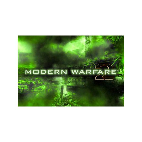 Call of Duty Modern Warfare 2 Logo