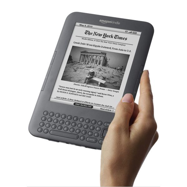 Kindle - image credit: Amazon.com