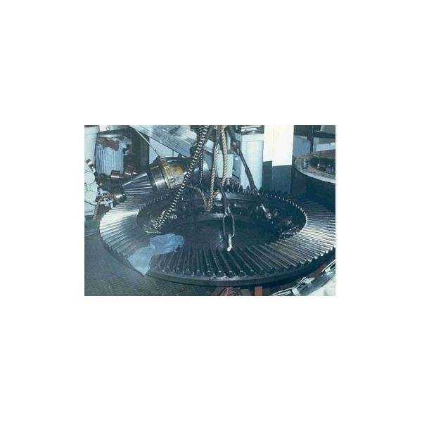 gearing of propulsion system