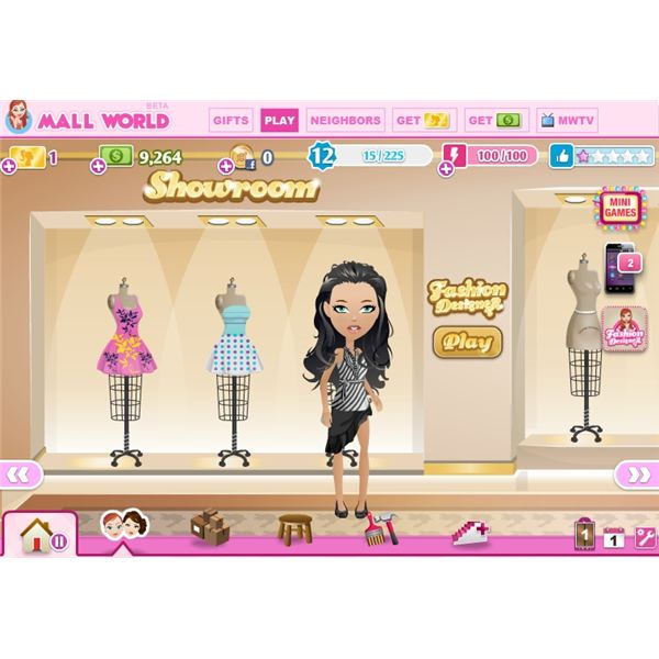Free Online Fashion Magazine Games