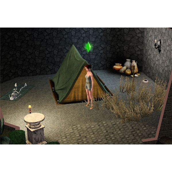 The Sims 3 Adventures