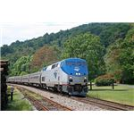 Travel by train for a more eco-friendly trip