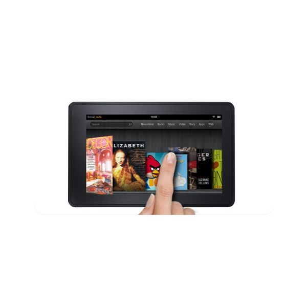 The Amazon Kindle Fire is likely to prove a big hit!