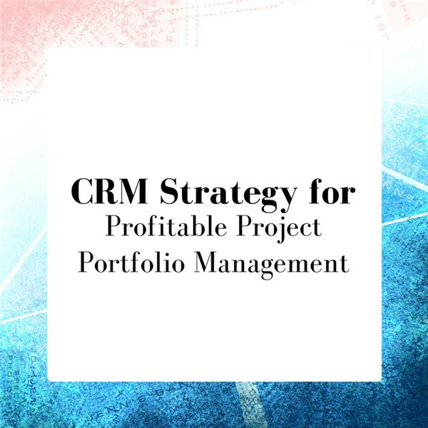 CRM: Managing Strategic Drivers around Customer Relationships