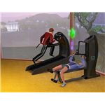The Sims 3 new workout items