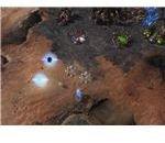 Starcraft 2 Zerg Multiplayer - Zerg Base under Attack