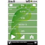 Moveo Pedometer Android App