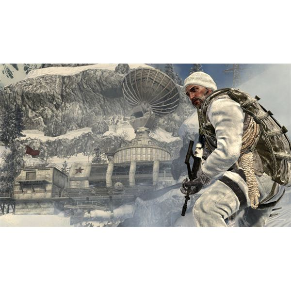 Call of Duty Black Ops Preview - Behind Russian Lines