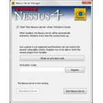Nessus Activation Code Entry