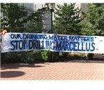Marcellus Protest