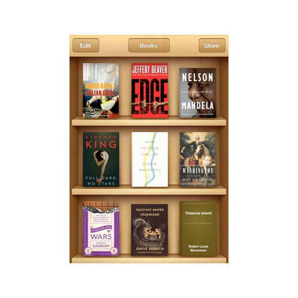 How to Use the iBooks App on the iPod Touch