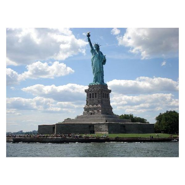 Travel Picture-Statue of Liberty National Monument