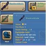 The Shadowblade