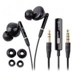 3.5mm LG OEM Stereo Earbud Headphones with Microphone Extension