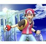 Pokemon Trainer from Smash Bros