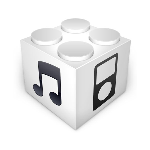 Apple Restore File Icon