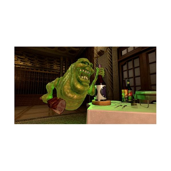 Ghostbusters Wii Slimer