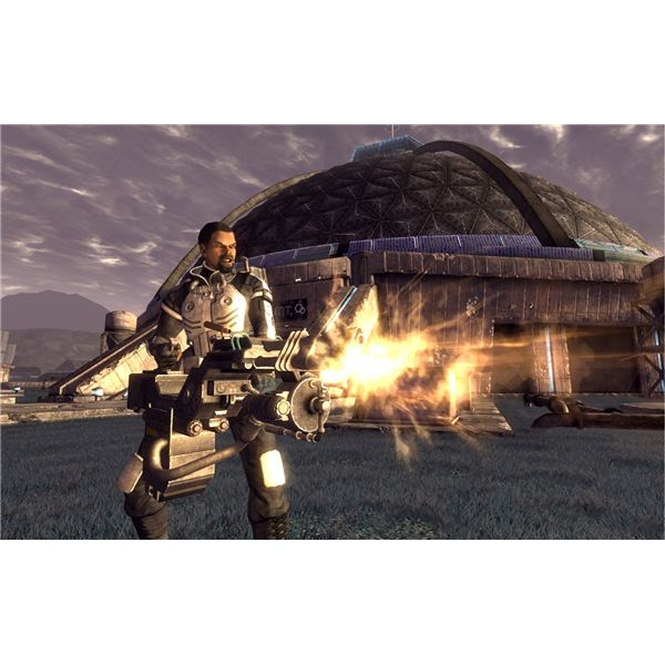 Using Fallout: New Vegas Weapon Mods