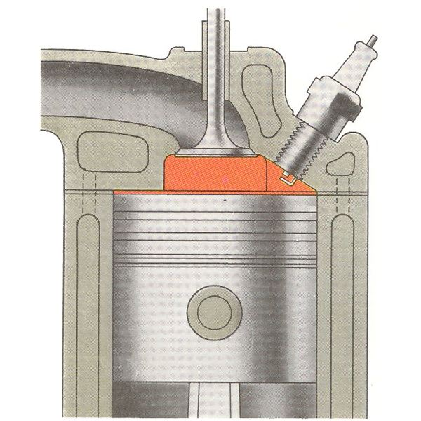 Common Combustion Chamber Designs From Historical To Hemi