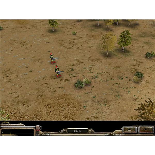 Command and Conquer: Generals screenshot GLA Infantry